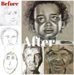 'Before & after' outcomes of participants in Extraordinary Mind Project courses