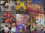 Discoveries In Oil Pastels with Jeremy Holton, internationally acclaimed artist. 5 sessions.
