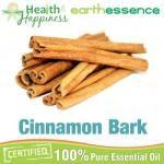 Cinnamon Bark - 100% Pure Essential Oil - Therapeutic Grade