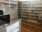 In-house herbal / vitamin dispensary