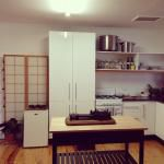 The Kitchen where we hold Ayurvedic Cooking Workshops