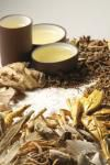 Herbal medicine at Almond Wellness Centre