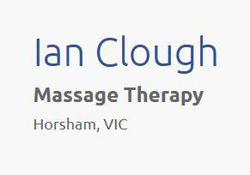 Ian Clough Massage Gallery
