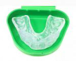 Sports Mouthguards can be made in any color combination.