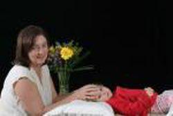 Children love craniosacral therapy!