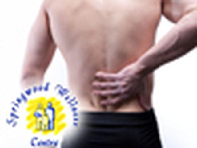 Springwood Wellness Centre - Chiropractic