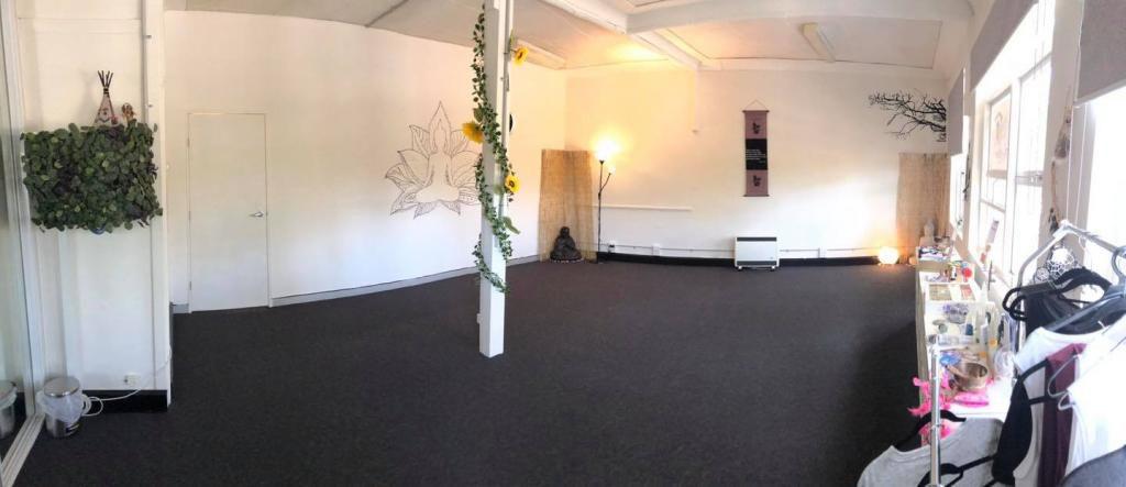 Yoga Studio / Workshop Studio