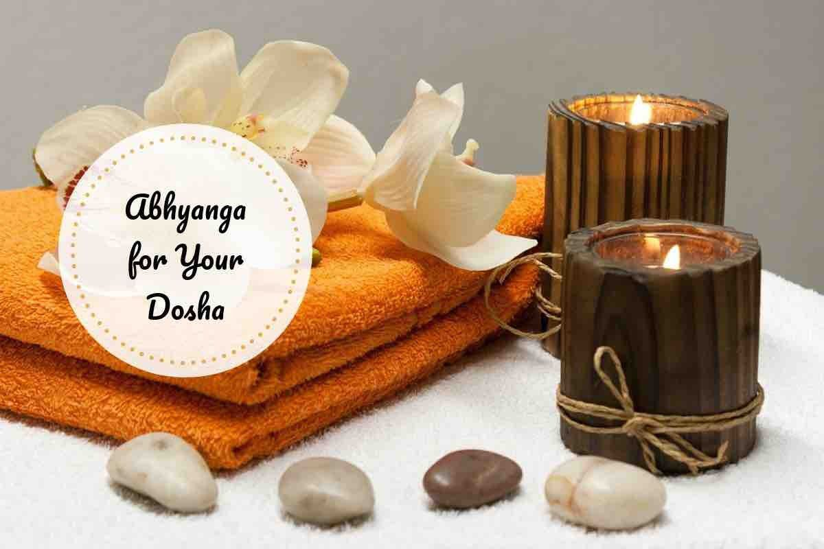 Abhyanga - loosens toxins from your tissues and stimulates your body's natural ability to heal