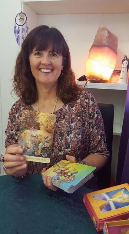 Jenny is an Energy Healer, Psychic/Medium & Spiritual teacher.