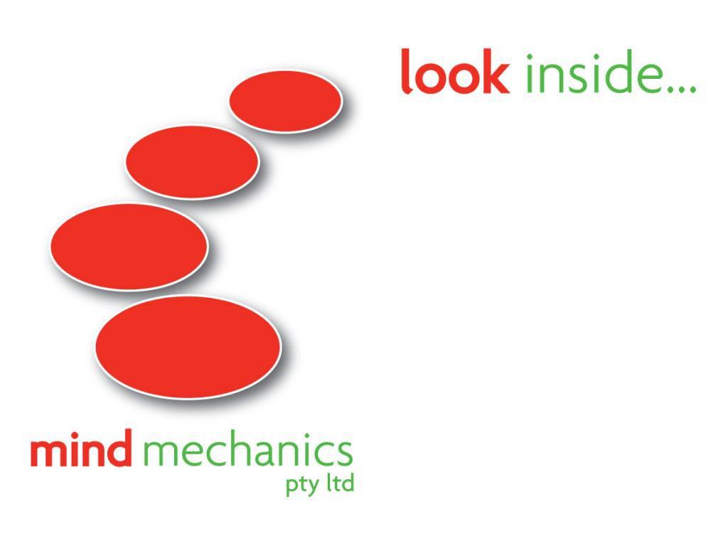 Mind Mechanics Hypnotherapy