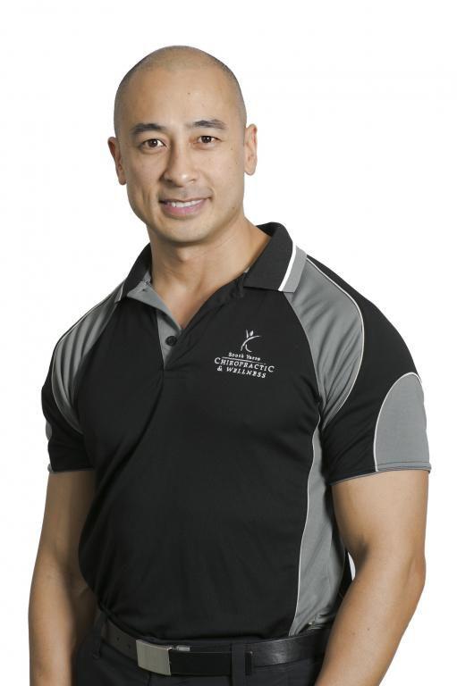 Dr Brian Resurreccion (Sports Chiropractor)