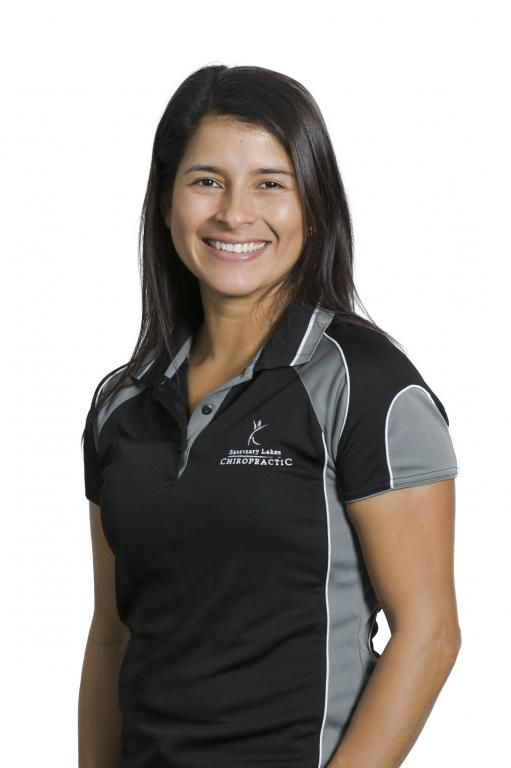 Dr Fabiola Resurrerreccion (Sports Chiropractor)