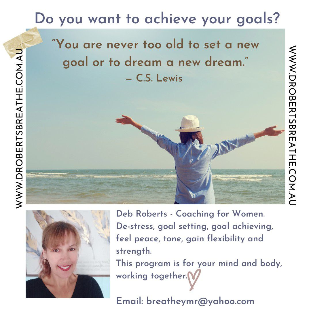 Do you want to achieve your goals?