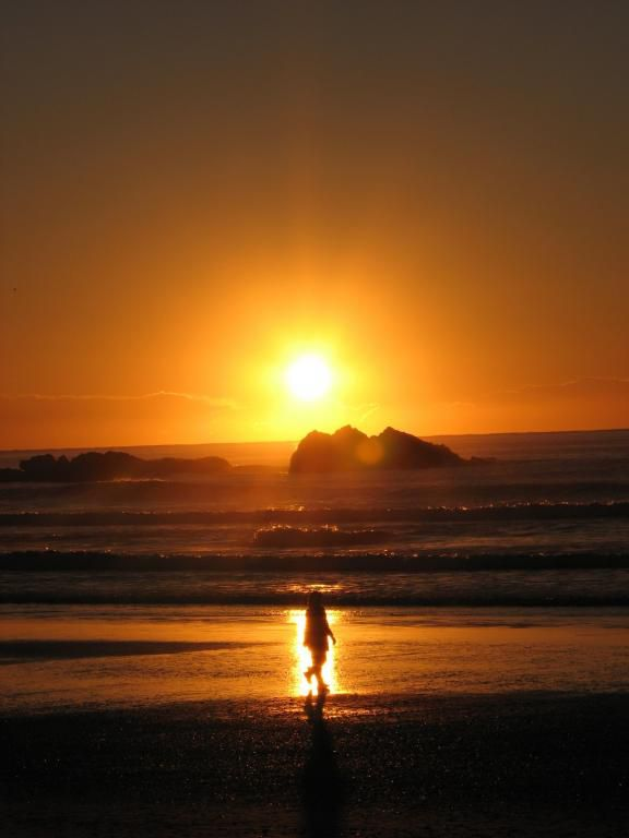 standing in your own truth love n light..energy wellbeing..peace of mind on early sunrise.
