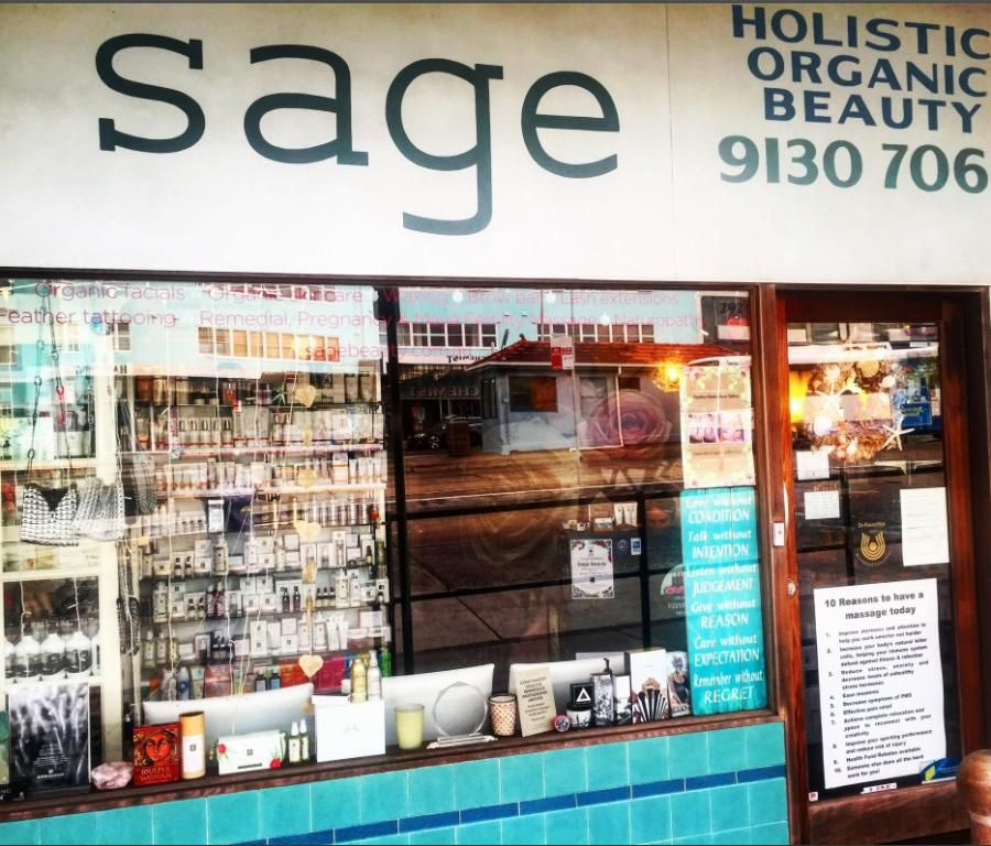 Sage Beauty - Winners of the Environmental Sustainability Brightest and Best Business Award 2013