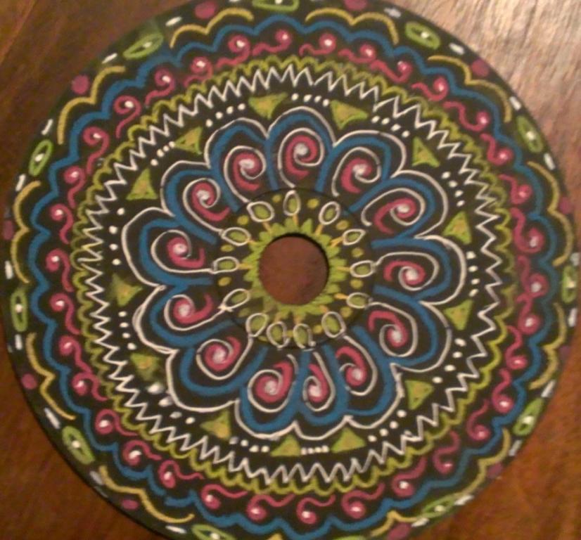 Mandala work