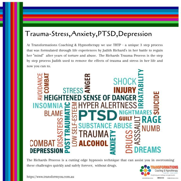 Post Traumatic Stress Disorder - P.T.S.D More than 1.5 million people in Australia have been diagnosed with PTSD.  But it is not 'Veterans' who are the highest affected.  It is 'front line workers' - ambo's, firies, school teachers, medical staff and dom