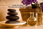 Judith Gardiner Massage Therapist