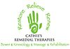 Restore, Relieve, Renew Cathie's Remedial Therapies