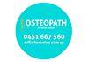 Dr Florian Schulze - Osteopath