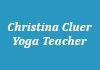 Christina Cluer - Yoga Teacher