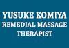 Yusuke Komiya - Remedial Massage Therapist