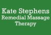 Kate Stephens - Remedial Massage Therapy