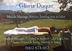 Gloria Duque Massage