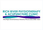 Rich River Physiotherapy & Acupuncture Clinic