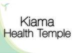 Kiama Health Temple