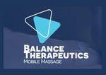 Balance Therapeutics Mobile Massage