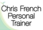 Chris French Personal Trainer