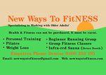 New Ways To FitNESS