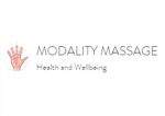 Modality Massage Health and Wellbeing