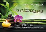 Kahuna & Lomi Lomi  Massage