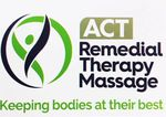 ACT Remedial Therapy Massage