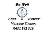 Be Well Feel Better