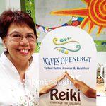 Yvonne Veronica Higgins, Reiki Master - Teacher