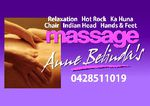 Anne Belinda's Corporate Chair Yoga and Corporate Chair Massage
