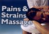 Pains & Strains Massage