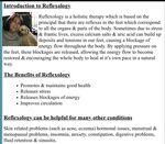 Wheatbelt Reflexology (Mobile Service on offer)