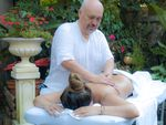 Massage, Aromatherapy also Energy Healing by Ivan Pizarro