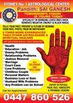 Sai Ganesh best astrologer and Spiritual healer in Sydney