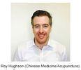 Dr. Roy Hughson - Acupuncturist