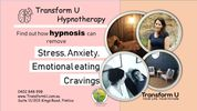 Transform U Hypnotherapy. Your Life. Your Future