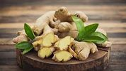 ginger- good for digestion, cramping and circulation