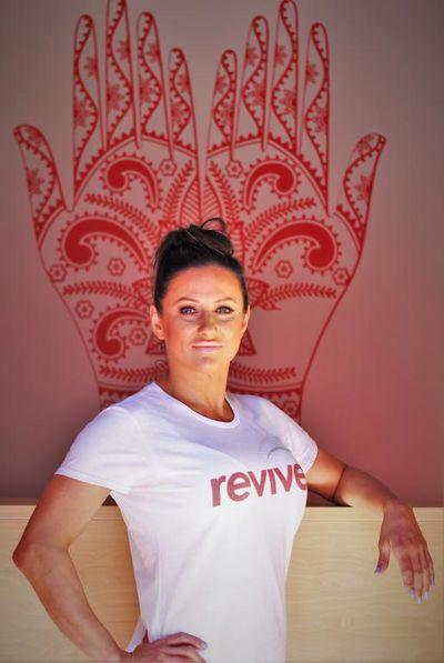 Kasia - Massage Therapist