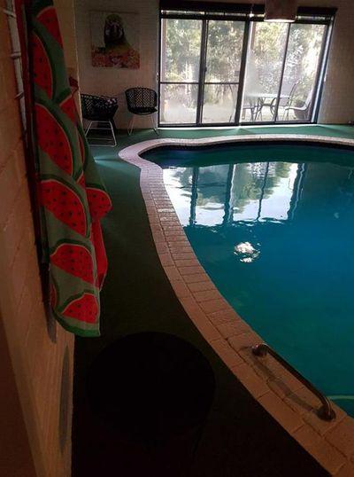 Magnesium Pool