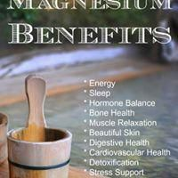 The Benefits of bathing in a Magnesium Pool