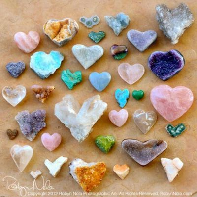 We have a range of beautiful crystals